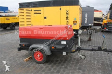 Atlas Copco XAS 67 Dd construction