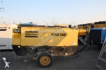 Atlas Copco XAS 146 DD construction