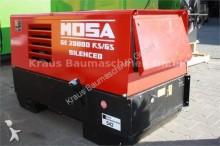 matériel de chantier Mosa Stromerzeuger GE 20000
