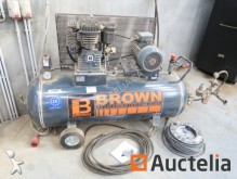 material de obra compressor Brown