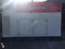 material de obra Scania DC16-45A - 500 kVA Generator - DPX-10755