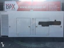 material de obra Scania DC16-44A - 500 kVA Generator - DPX-10754