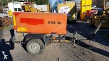 Atlas Copco XAS 46 construction
