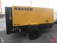 Kaeser M100 construction