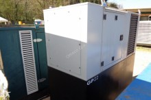 Greenpower generator construction
