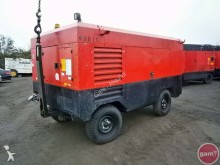 Ingersoll rand compressor construction