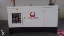 Pramac generator construction