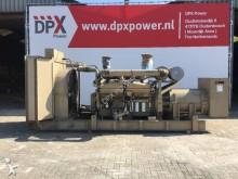 matériel de chantier Cummins KTTA38G - 1100 kVA - DPX-10841