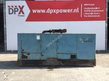 material de obra grupo electrógeno Scania