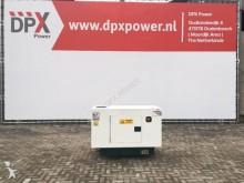 mezzo da cantiere Lister Petter LWA15A - 12,5 kVA - DPX-25003