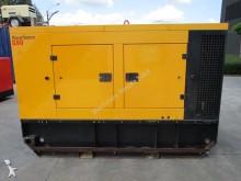 Ingersoll rand generator construction
