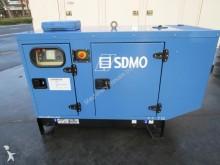 mezzo da cantiere gruppo elettrogeno SDMO