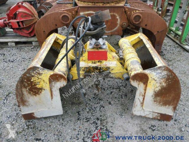 Matériel de chantier nc FBS -400 L 80er Zweischalgreifer mit Drehservo