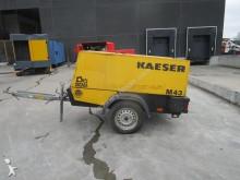 mezzo da cantiere compressore Kaeser