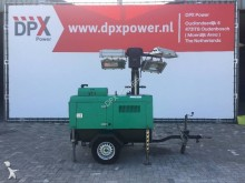 Kubota Towerlight - 10 kVA Generator - DPX-10985 construction