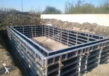 n/a formwork construction