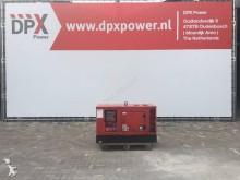 mezzo da cantiere Kubota D1105 - 18 kVA Generator - DPX-10938