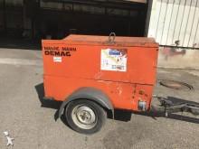 Demag compressor construction