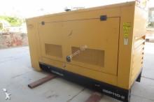 Caterpillar generator construction