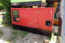 material de obra Pramac SX200