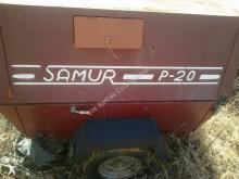 mezzo da cantiere Samsung Samur - P-20