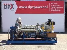 material de obra MAN E2842E - 325 kVA Gas Generator - DPX-11014