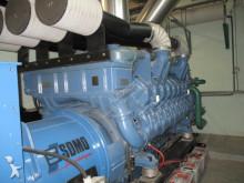SDMO XS2000,2000 KVA,only 963h! construction