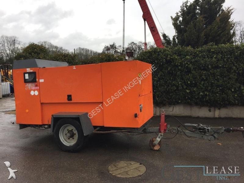 Matériel de chantier Compair DLT 1001