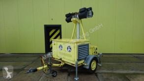 matériel de chantier Polyma Flutlichtane Anhänger LOT70E