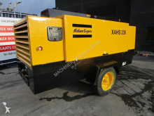 Atlas Copco XAHS 236 - N construction