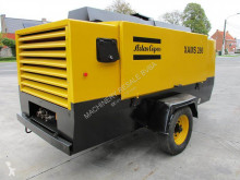 Atlas Copco XAMS 286 - N construction