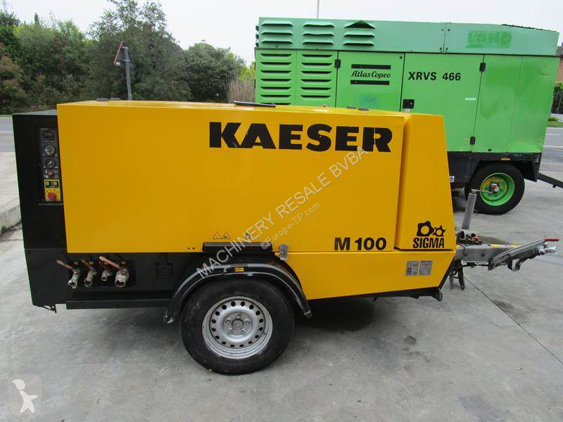 Matériel de chantier Kaeser M 100-N