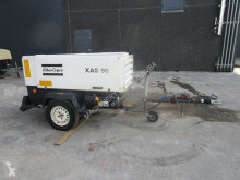 Atlas Copco XAS 96 DD - N construction