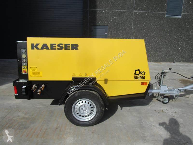 Kaeser M 52 - G - N construction