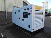 n/a AS-100 Generator 100 KVA Silent Unused New construction