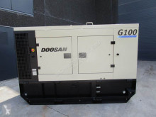 Doosan G 100 construction