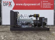 Mitsubishi S12R-PTA - 1.425 kVA Generator - DPX-15657 construction