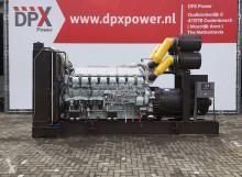 matériel de chantier Mitsubishi S16R-PTA2 - 2.100 kVA Generator - DPX-15660