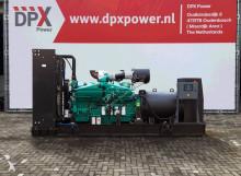 Cummins KTA50G3 - 1.410 kVA Generator - DPX-15522 construction