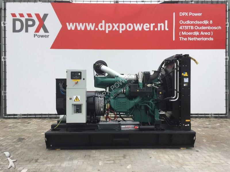 Volvo TAD1642GE - 655 kVA Generator - DPX-15757 construction