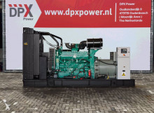 Cummins KTA38G5 - 1.100 kVA Generator - DPX-15519 construction