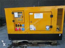 Europower 18 kVA construction