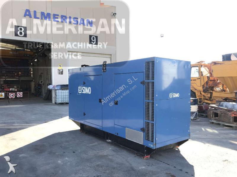 Material de obra sdmo gerador v330k usado n 2298212 - Material de obra ...