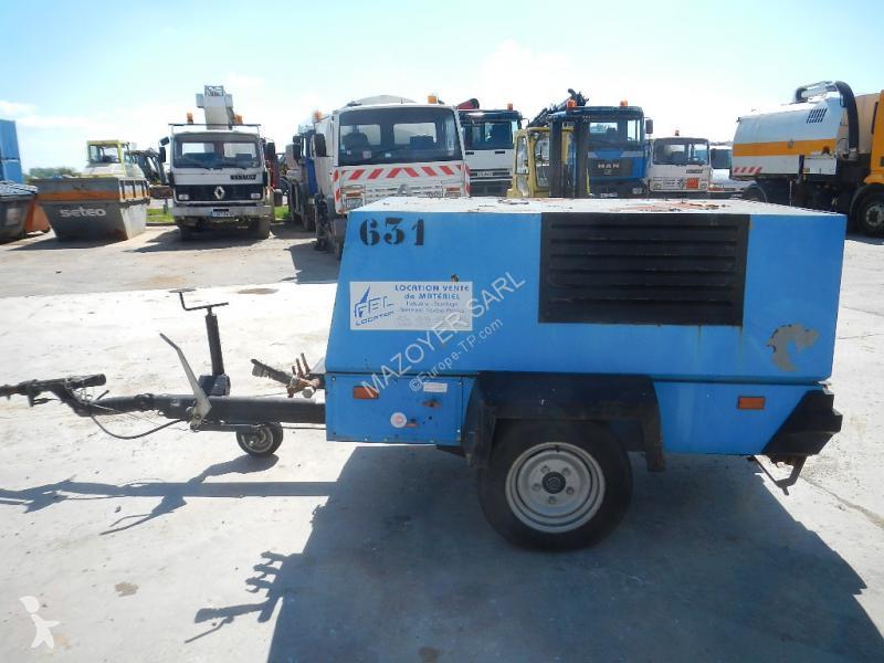 Material de obra kaeser compressor m56 usado n 2328559 - Material de obra ...