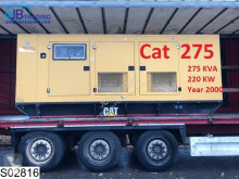 Caterpillar 275 220 kW, 275 kVA, 50 Hz, 1500 rpm, 400 Volts construction