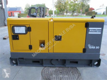 Atlas Copco QAS 30 construction