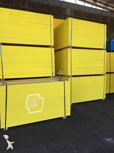 Mat riel de chantier g b m coffrage pannelli in legno gialli per armatura casseri legname neuf - Pannelli gialli tavole armatura ...