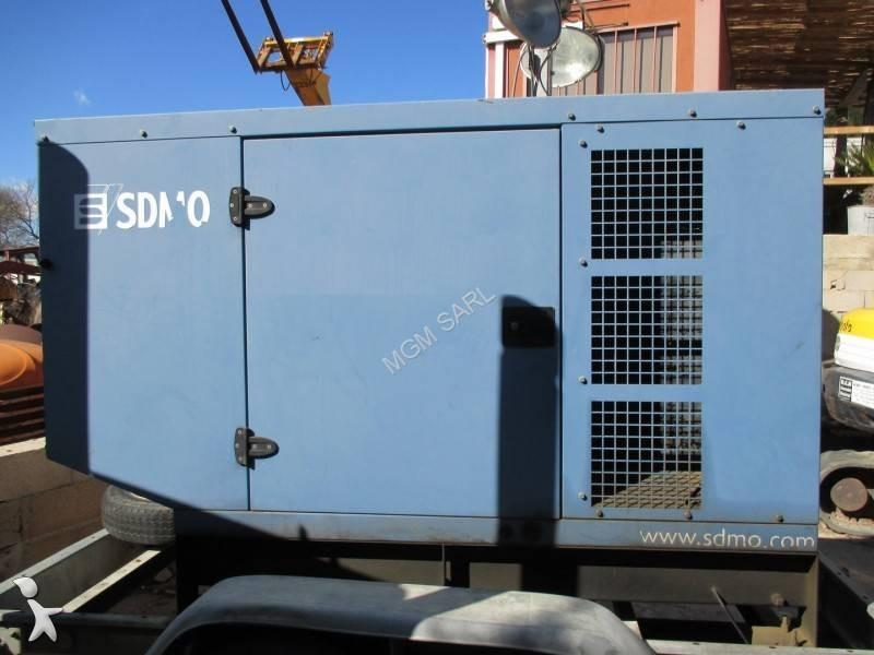 Material de obra sdmo gerador m150 usado n 2376392 - Material de obra ...