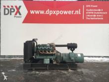 Scania V8 DS14A01 - 245 kVA Generator - DPX-11231 construction