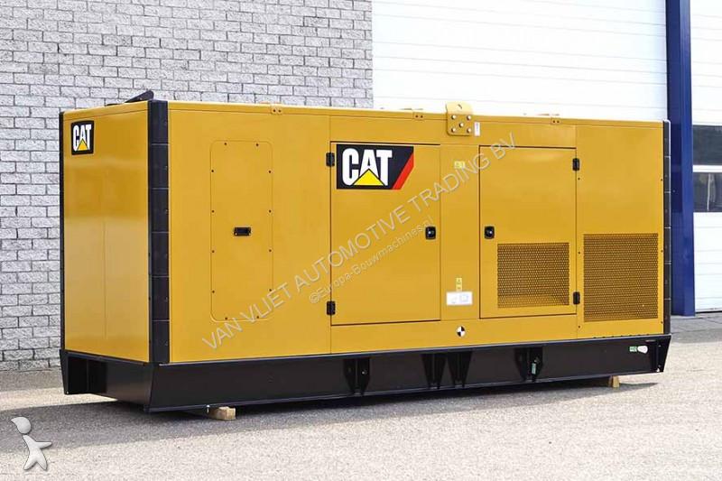 Material de obra caterpillar gerador c15 500kva novo n - Material de obra ...